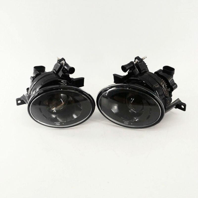 NEW Left & Right Front Bumper Lens Fog Lamp Assembly For Volkswagen VW Jetta 6 Golf MK6 Vento Eos 5K0 941 699 5K0 941 700 for vw 2010 2011 2012 tiguan clear lens bumper fog driving light fog lamp right side 5nd 941 700