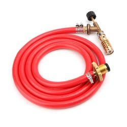 Samozapłon gazowy Turbo Torch z wężem lutowanym spawanie propanem do klimatyzacji hydraulicznej