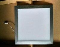 Квадратные светодиодные панели  300x300 мм  12 Вт  0-10 В  с регулируемой яркостью  AC100-240V  холодный белый/теплый белый/натуральный белый