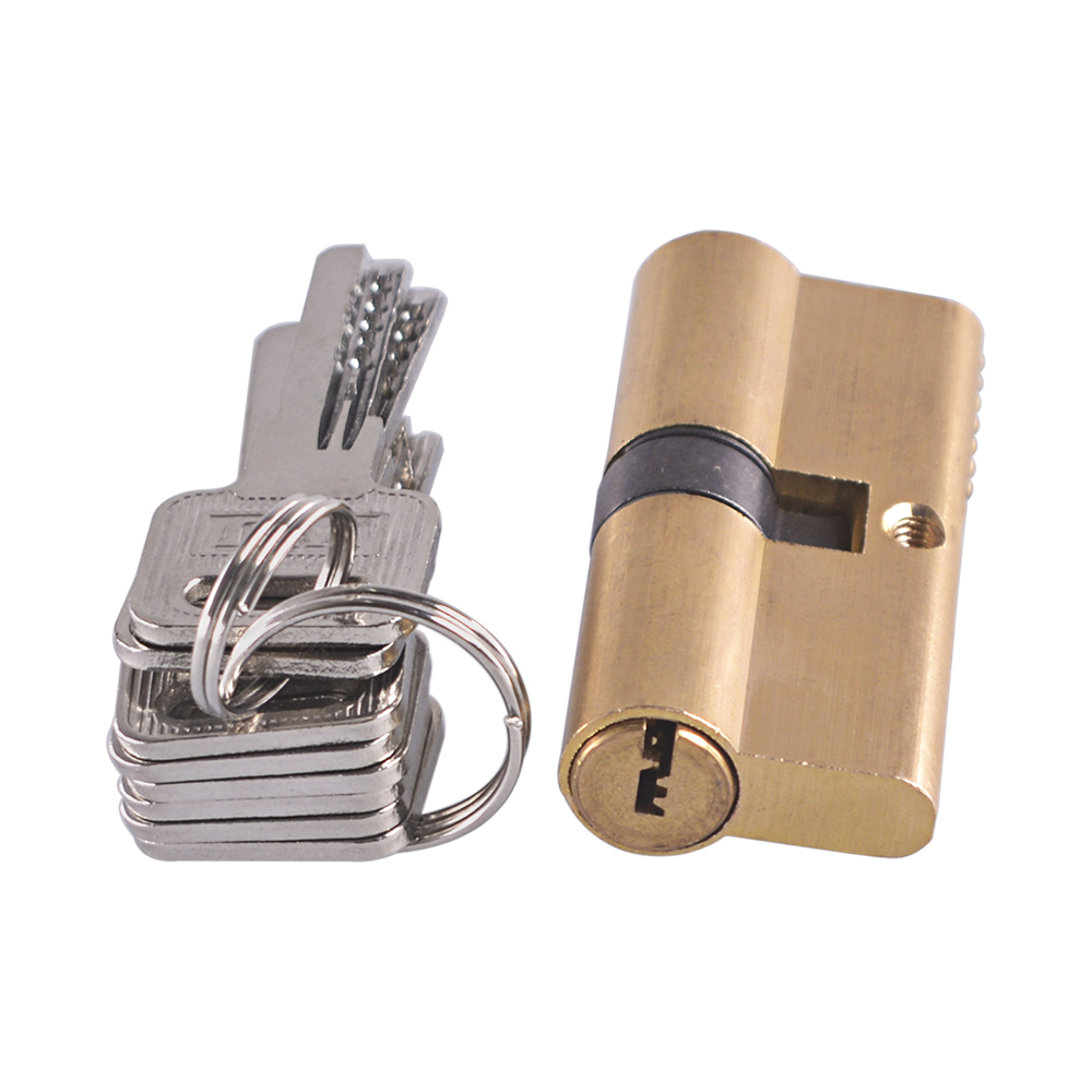 65mm-With-8-Keys-Thumb-Turn-Euro-Profile-Cylinder-Barrel-Lock-Brass-Satin-Nickel-Finish (1)