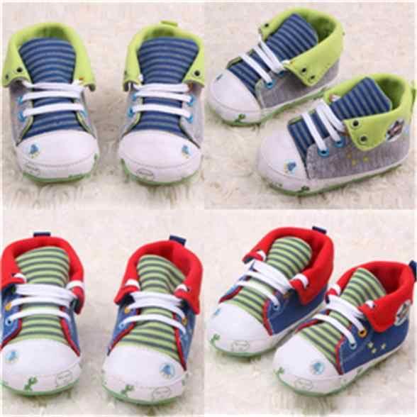 הכי חדש תינוק ראשון הליכונים באיכות גבוהה פנאי פעוט נעלי סניקרס תינוק נעלי forborn