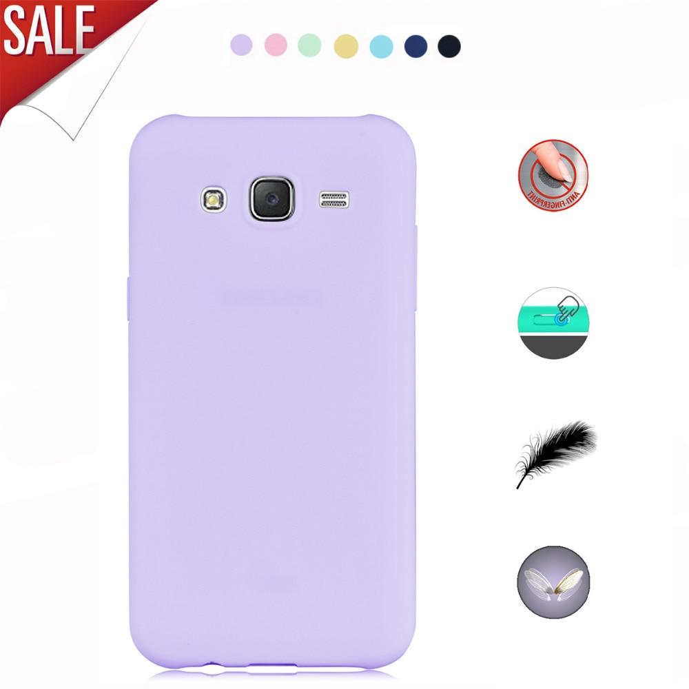 Yokata- ի փափուկ պատյան Samsung Galaxy J5 2015 J500F- ի - Բջջային հեռախոսի պարագաներ և պահեստամասեր - Լուսանկար 2