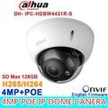 Original Dahua IPC-HDBW4431R-S substituir IPC-HDBW4421R 4MP Câmera IP HD Rede cctv IR Câmera Dome IP CCTV POE DH-IPC-HDBW4431R-S
