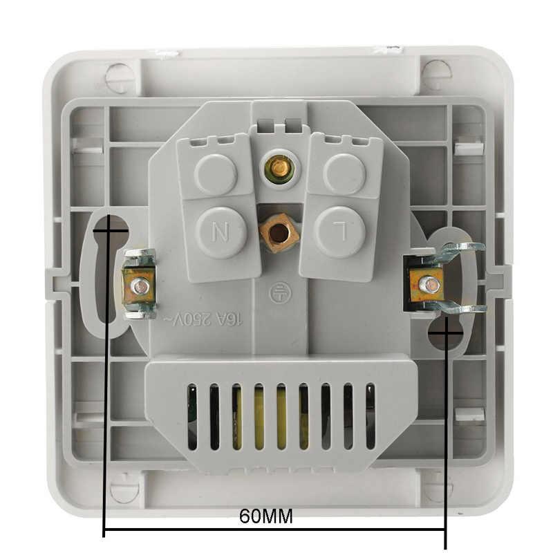 En gros meilleur double Port USB 2000mA chargeur mural adaptateur EU prise Standard prise de courant panneau de prise 110 ~ 250 V
