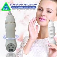 LINLIN Vacuum Suction Blackhead Massage Remove Machine Facial Pore Cleaner Diamond Dermabrasion Skin Peeling Acne Comedones