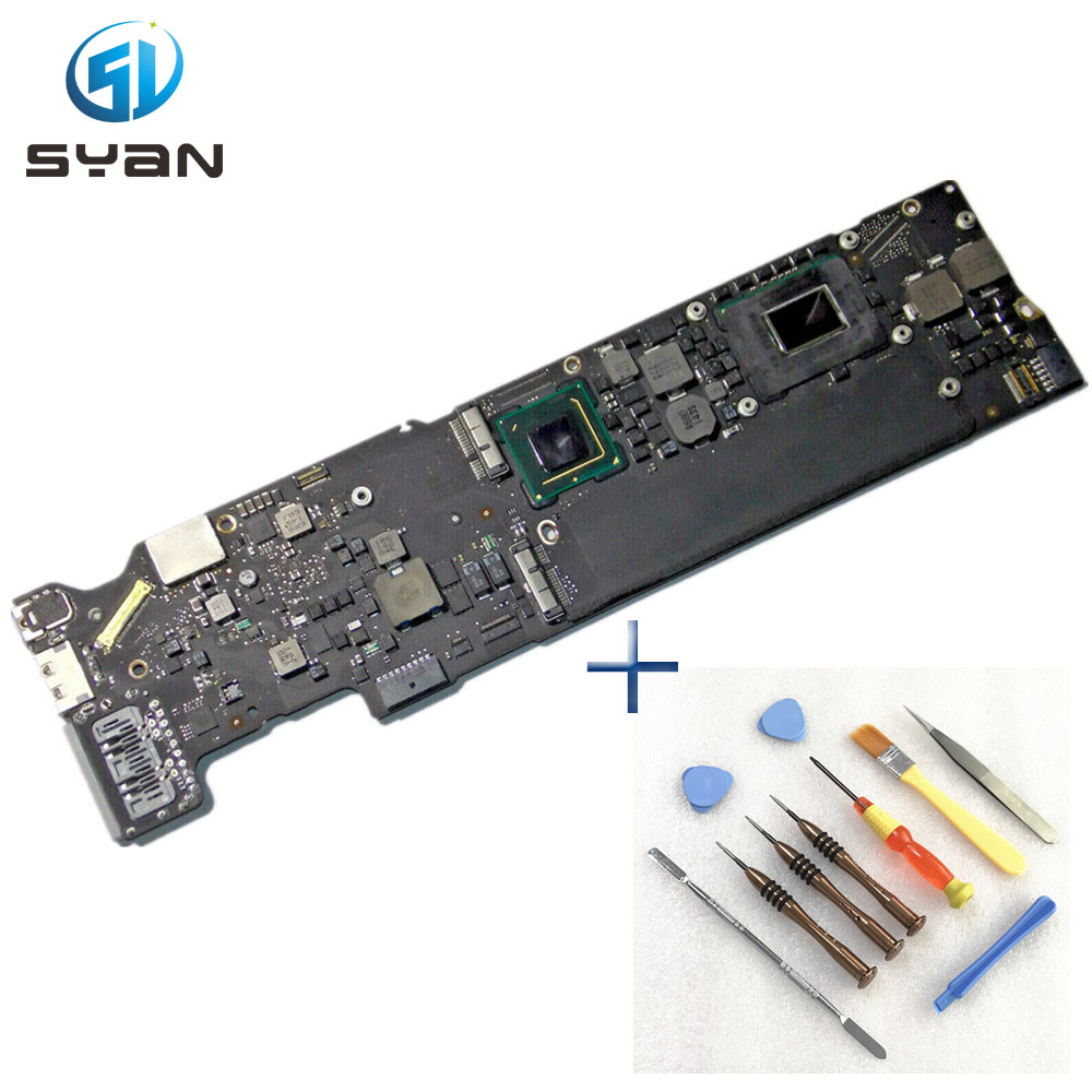 A1369 Motherboard for Macbook Air 13 3 1 7 GHZ 4 GB logic board 820 3023