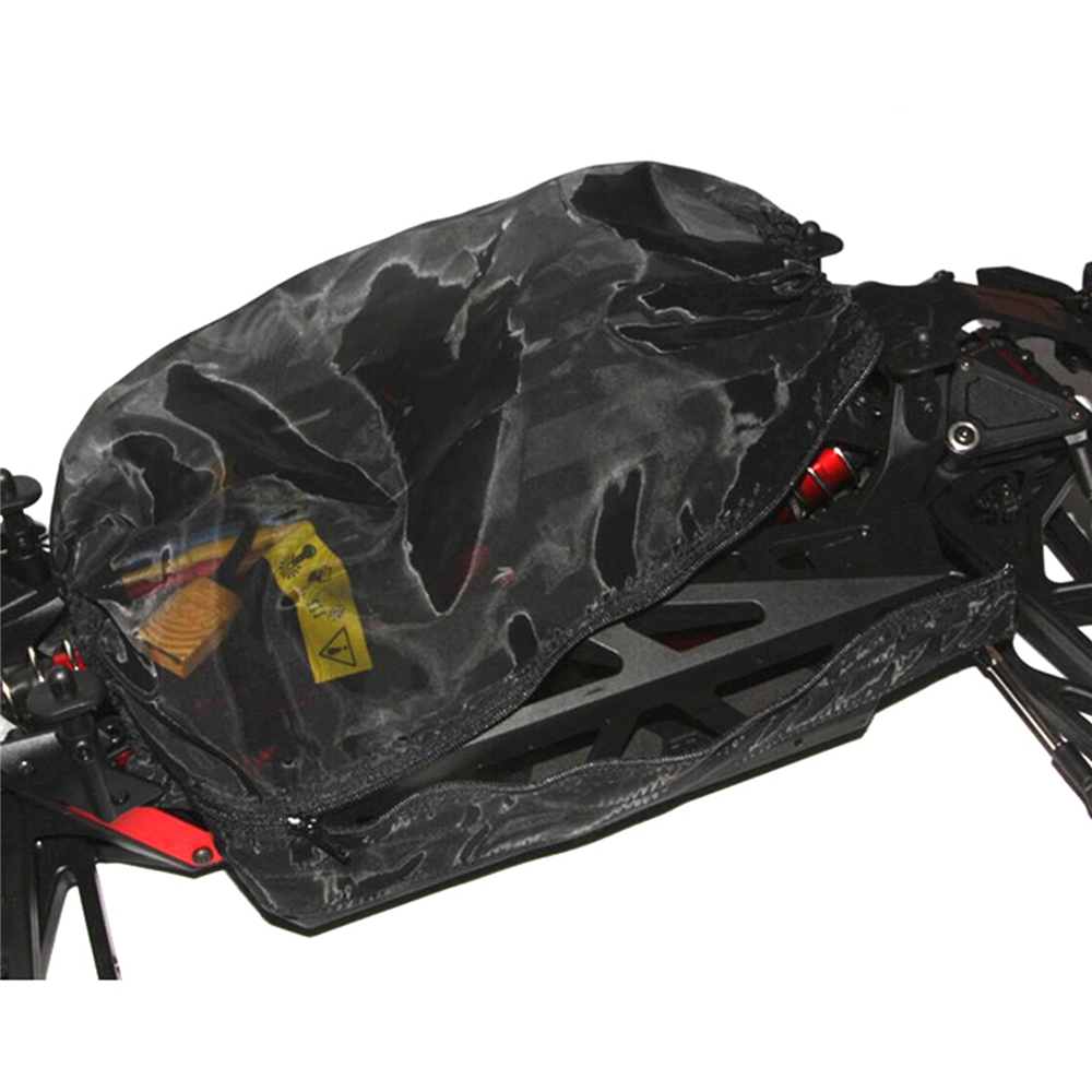 Dustproof Protective Bag Case Cover for XRS ARRMA NERO Bigrock Fazon Breathable Dust Shield Dust Guard Body Cover