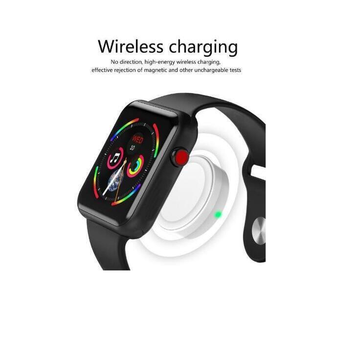 IWO Bluetooth montre intelligente mise à niveau série 4 SmartWatch boîtier pour Apple iOS iPhone Xiaomi Android téléphone intelligent pas Apple Watch 4