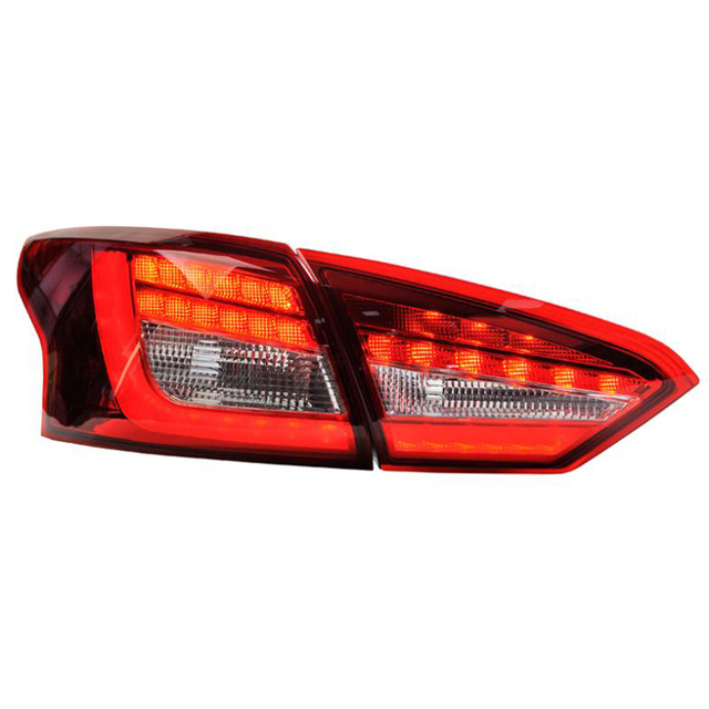 aliexpress com buy for ford focus 3 sedan 2011 2012 2013 2014 carfor ford focus 3 sedan 2011 2012 2013 2014 car taillight car led 12v rear lights kit modification tail lamp lights auto lamps