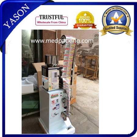 1-25g Full Automatic Food, Medicine, Seeds, Grains, Spices, Salt Colour Packaging Machine(YS-500as)