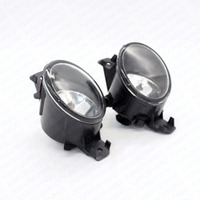 2pcs Auto Front Bumper Fog Light Lamp H11 Halogen Car Styling Light Bulb For NISSAN Maxima