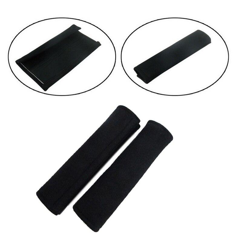 2 Pcs/set Car Seat Belt Pads Harness Safety Shoulder Strap Backpack Cushion Cover For Adult Kids M8617