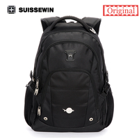Suissewin Brand New Fashion Designer Laptop Backpack Large Capacity High Quality Outdoors Bag Swissgear Wenger Business