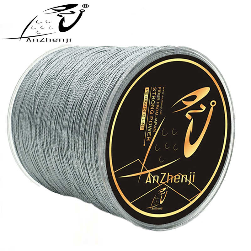 Strong Fishing Line Super Power Fish Lines Wire PE Nylon line  JR