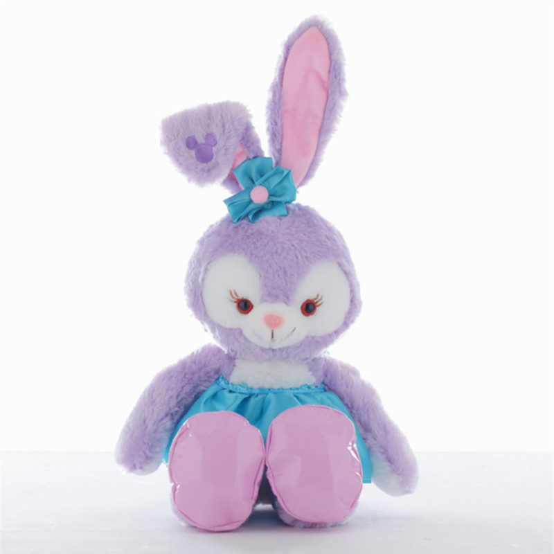Fancytrader Plush Bunny in Dress Toy Big Stuffed Animals Rabbit Doll 60cm 24inch Gift and Decoration genuine for lenovo b50 b50 30 b50 45 b50 70 optical drive connector small board ls b095p