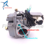 Carburador Carb para Parsun Motor De Popa F25-05070000 HDX Makara F20 F25 4-Barco Barco a Motor de acidente vascular cerebral