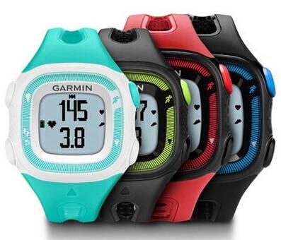 GPS running watch garmin Forerunner 15 gps outdoor running ...