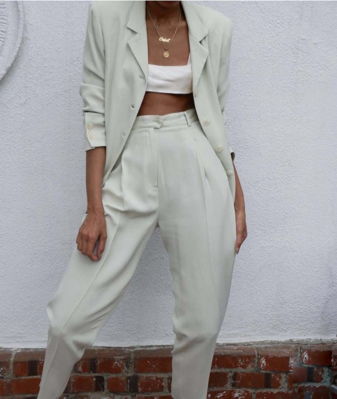 Jacket+Pants New White Womens Business Work Suits Female Office Uniform Slim Fit Ladies Formal Trouser Suits 2 Piece Sets Blazer