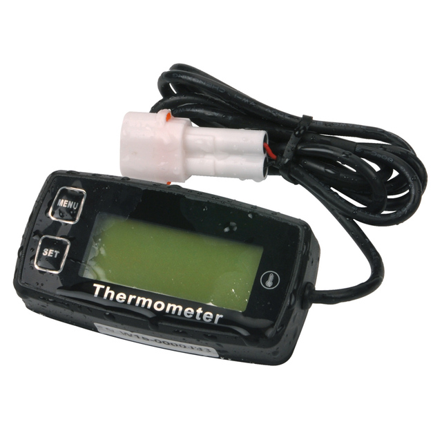 Runleader RL-TM003A Digital TEMP METER thermometer temperature meter for tractor ATV UTV motorcycle engine generator water oil