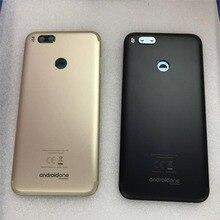 """Voor Xiao mi mi A1 batterij COVER Back Door Rear Behuizing Case Voor 5.5 """"xiao mi Mi 5X A1 batterij Cover"""
