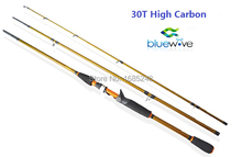 2.40m 2.70m Three Sections Heavy Action Casting Rod, Casting Lure Rod, Casting Fishing Rod.Vara de pesca
