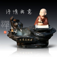 Manufacturers wholesale water Decoration creative crafts book novices seek treasure mountain the novices home accessories mixed
