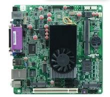 Последние Tablet Pc Intel Atom D525 Промышленная Материнская Плата ПК Автомобиля Материнская Плата