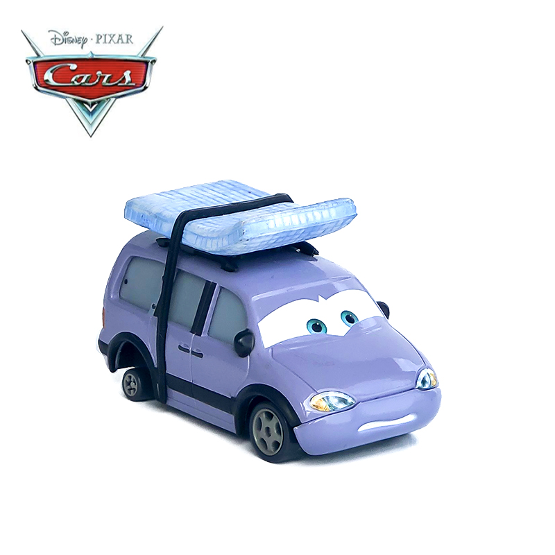 Disney Pixar Cars Diecast Leroy Traffik Diecast Cars Disney Car Toy Great Collection Kids's Best Festival Gift extrabreit festival collection 2 dvd