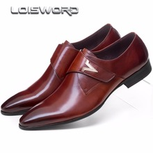brown tan black office shoes mens business shoes genuine leather dress shoes mens wedding shoes