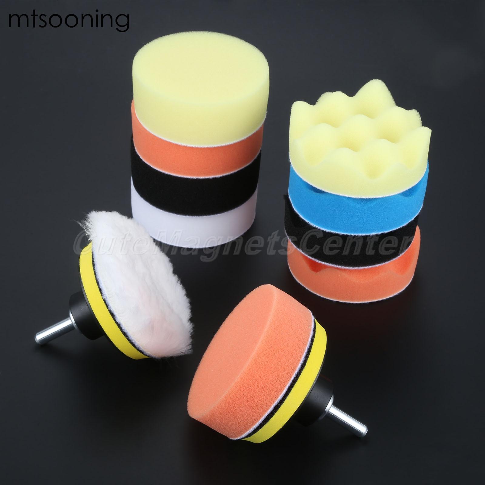 adaptador enceramento polimento almofadas conjunto polisher enceramento 03