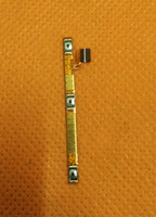 Used Original Power On Off Button Volume Key Flex Cable FPC For Elephone Vowney MTK6795 Octa