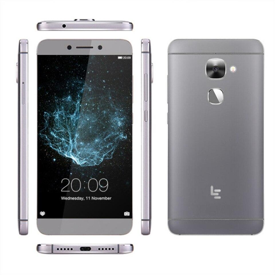 Letv LeEco Le 2X520 4G di Impronte Digitali ID OTG Smartphoe 5.5 1920*1080 Qualcomm Snapdragon 652 octa Core 3 GB + 32 GB 16MP Del Telefono Mobile - 4