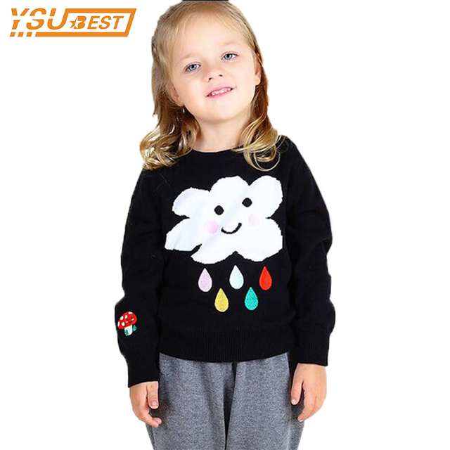 764ae18a8352 Baby Girls   Boy Sweater Toddler Boys Girls Long Sleeve Pullovers ...
