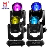 Движущаяся головка 260 Вт 10R луч света Супер сценическое освещение эффекты Professional освещение вечерние вечеринки DJ Disco (4 шт./лот)