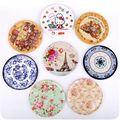 kitchen tools classic tools wholesale table mat daily using tools crochet coasters zakka doilies cup pad props for lampshade