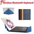 Новый Беспроводной Bluetooth Чехол Клавиатуры для Samsung Galaxy Tab 10.1 2016 T585 T580, Случай Клавиатуры Bluetooth Для T580N T585 + подарки