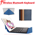 New Wireless Bluetooth Keyboard Case for Samsung Galaxy Tab A 10.1 2016 T585 T580 ,Bluetooth Keyboard Case For T580N T585+gifts