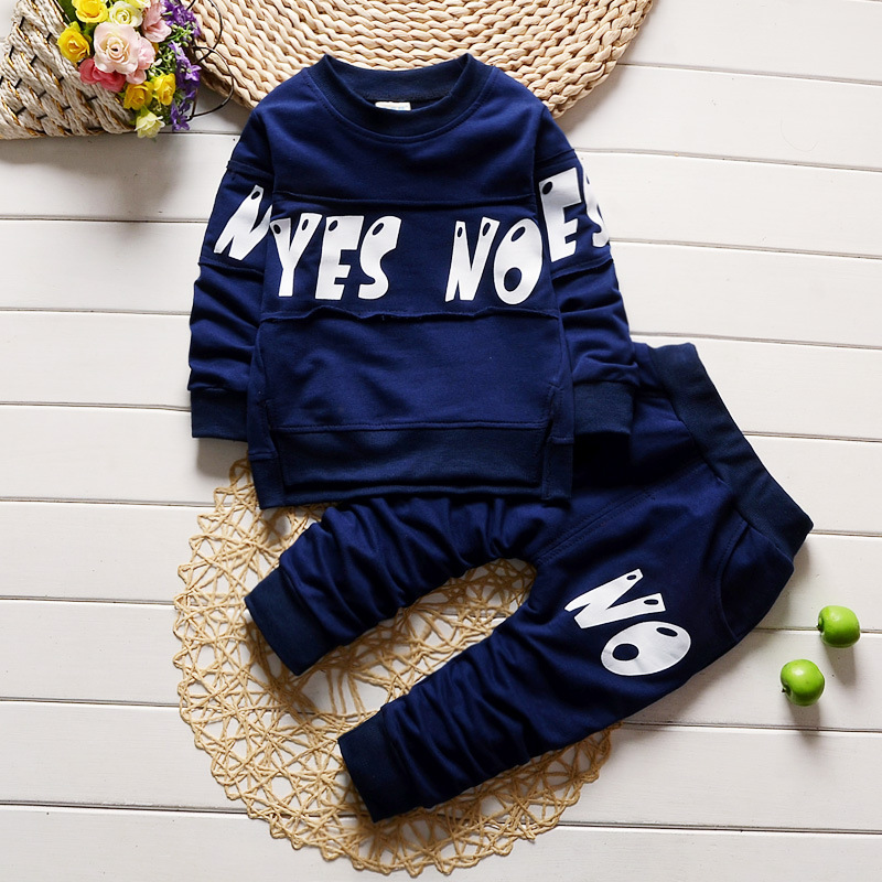 2017 Spring Baby Boy Girls Clothes Long Sleeve Top + Pants 2pcs Sport Suit Baby Clothing Set Newborn Infant Clothing Bebe 2018 summer baby girls clothing flower tops and tutu skirts 2pcs baby set newborn baby girl clothes infant girls sport suit