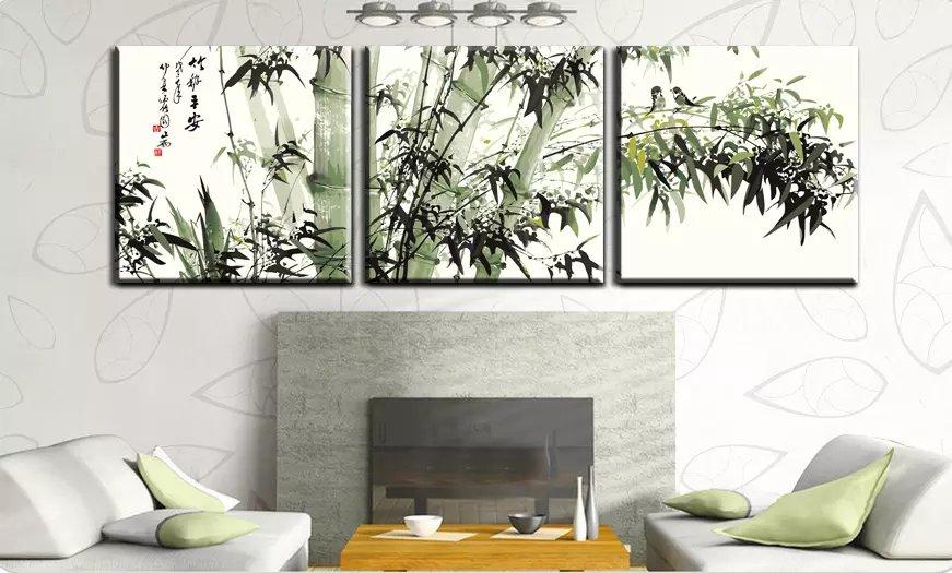 Grosse 3 Stcke Rahmenlose Bilder Lgemlde Durch Zahlen Auf Leinwand Wohnkultur Zeichnung Fr Wohnzimmer