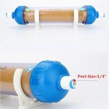 RO многоразового встроенный фильтр-картридж 10-дюймовая шпилька для наполненный ионообменная Смола удаления накипи и смягчения воды качество