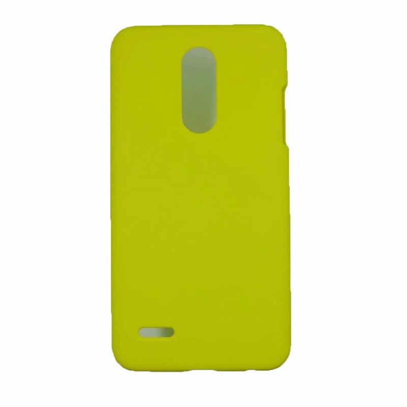 جراب هاتف ل Fundas LG K30 حافظة ل Coque LG K10 2018 حافظة كاندي اللون البلاستيك الصلب غطاء الكمبيوتر ل LG K30 جراب هاتف s