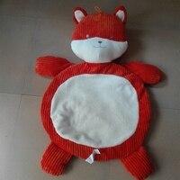 Cute Baby Blanket Game Mat Elephant Kids Bedding Toys Winter Warm Floor Mat Rug Newborn Photography