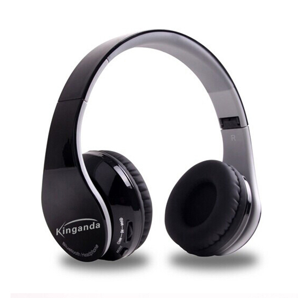 Wireless Bluetooth V4.1 Headset Stereo Bluetooth Headphones for Cell Phones Tablet Headset Stereo Bluetooth Headphones A.6 kubite stn 17 bluetooth 3 0 headset stereo w led light and shutter wireless headphones support fm