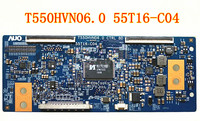 For Auo T550HVN06.0 55T16 C04 Logic Board 55 Inch LCD Screen Changhong T Con Logic Plate Bar Strip