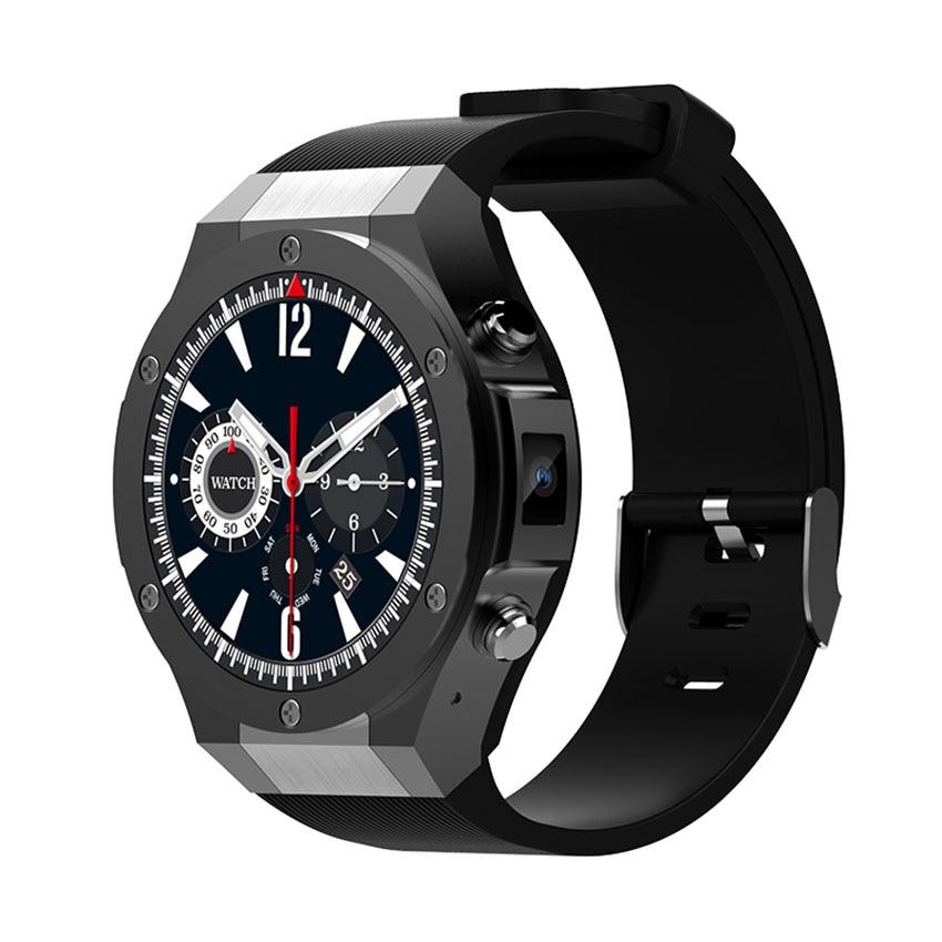 Men's Sport Smart Watch Microwear Fashion Pedometer Heart Rate Tracker Bluetooth Smartwatch 3G wifi GPS 5M Wristwatches цена и фото