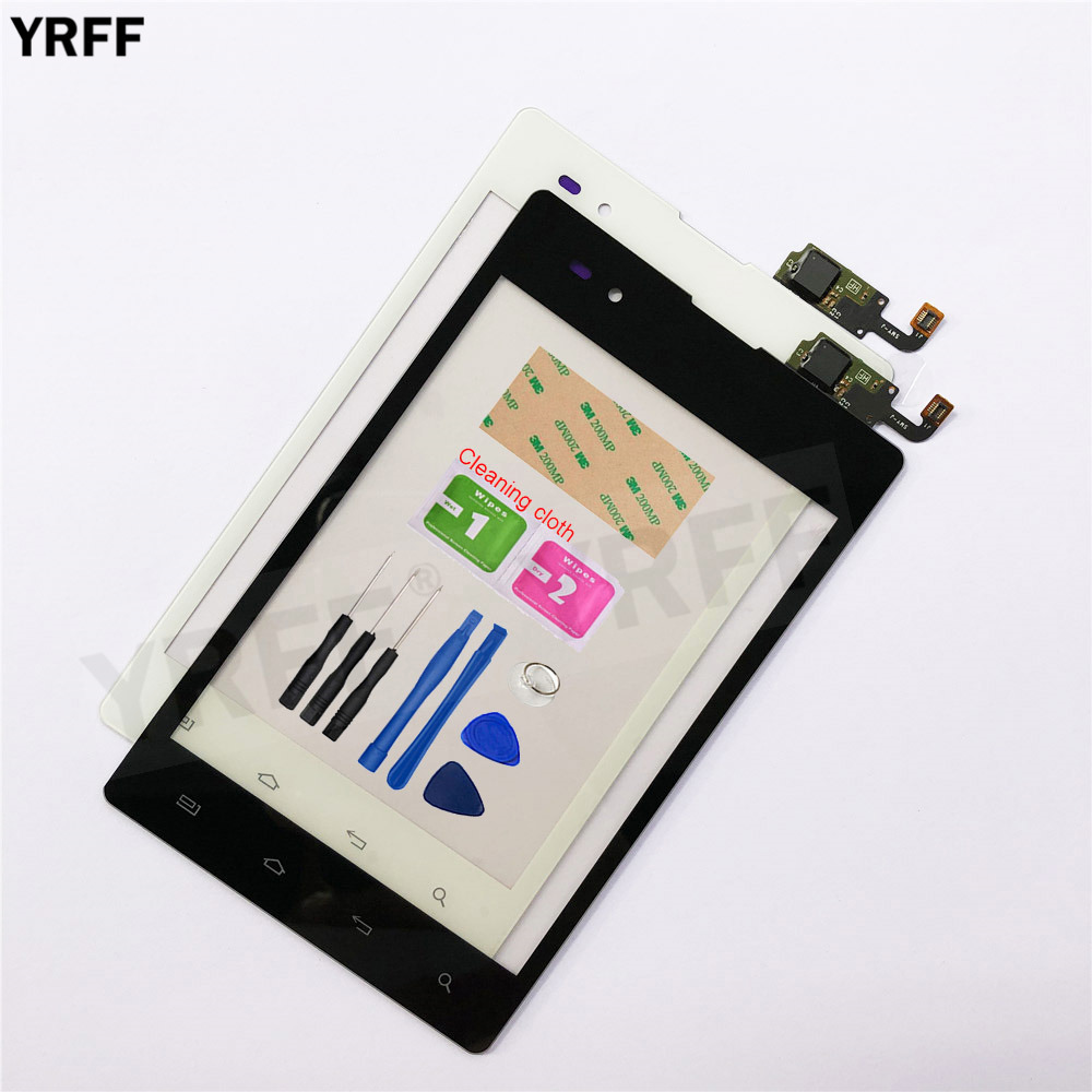 5.0'' For LG Optimus Vu F100 F100S P895 VS950 Touch Screen Digitizer Sensor Touch Glass Lens Panel Replacement