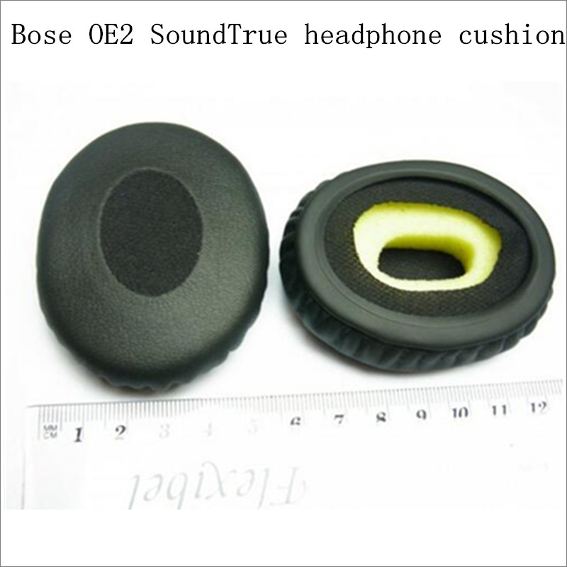 Linhuipad Wholesale 50pcs=25pair soft protein leather ear cushion ear pad for OE2 Soundtrue headphone