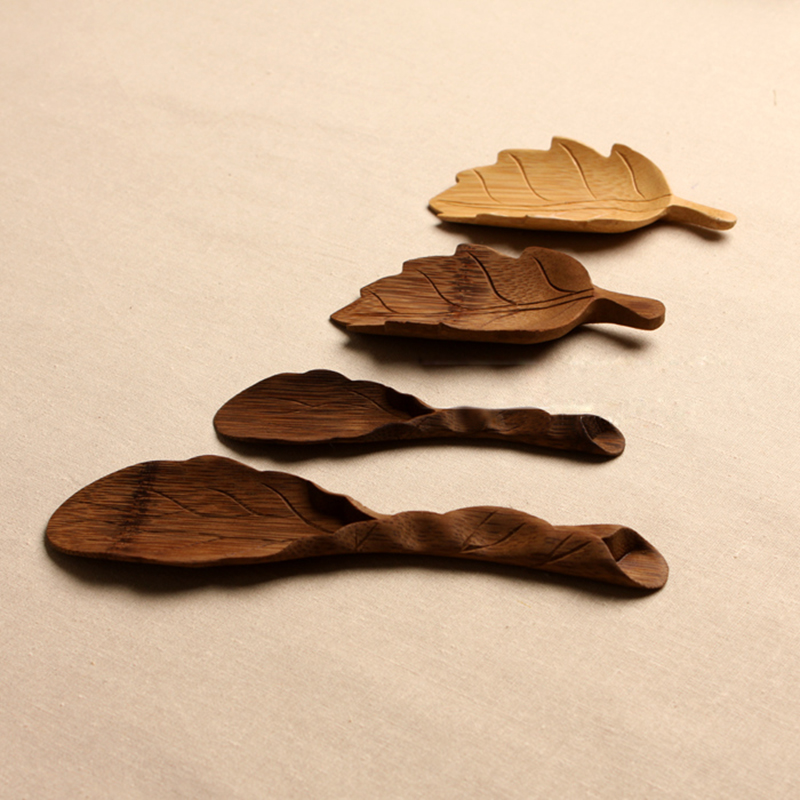 Ecological Bamboo Spoon 4