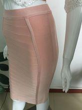 lace bandage pink short dress