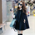 Loose Woolen Black Maternity Winter Coat Jackets for Pregnant Women Outerwear Coats Jacket Pregnant Clothes free shipping
